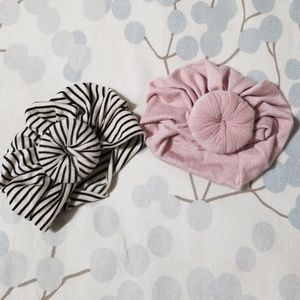 TopKnot baby turbans